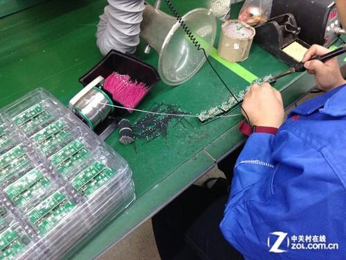 精细的制造流程决定移动电源精工品质