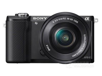 【限时抢购】【顺丰包邮】【特惠】索尼 A5000套机(E PZ 16-50mm)约2010万有效像素,BIONZ X新影像处理器,屏幕180度翻转,