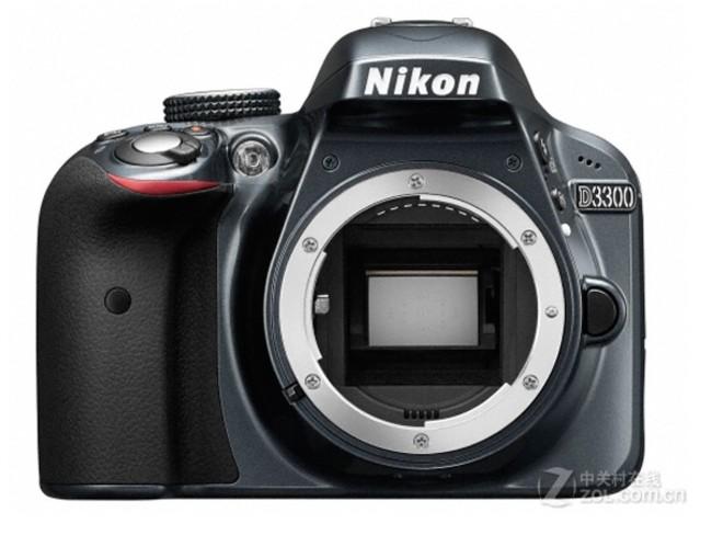 尼康D3300单机无镜头2416万有效像素全高清1080国美