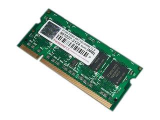 创见512MB DDR2 667(笔记本)