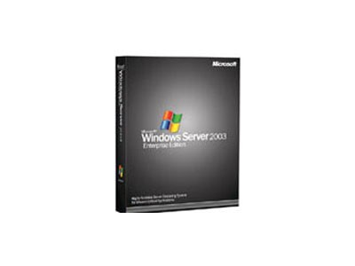 Microsoft Windows Server 2003 R2(英文标准版10用户)