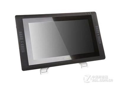 和冠(Wacom) DTH-2200 新帝22HD touch 绘图屏 绘画屏 手绘屏 数位板 手绘板 2048级压力感应,精确模拟,感知极细压力变化,多点触控技术,节约时间,至尊体验!