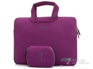 英制BW-300 15寸超薄手提笔记本电脑包(紫色)