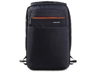 金圣斯15.6寸休闲双肩电脑包(KS3045W)黑色