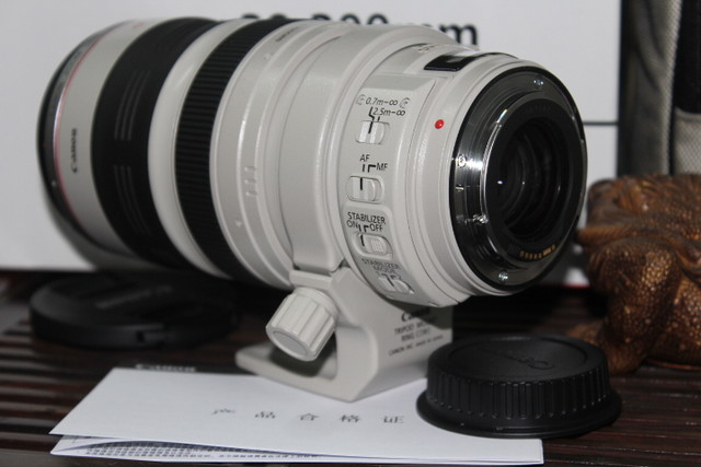 全幅一镜走天下 佳能EF28-300mm IS USM