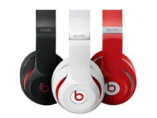 Beats studio wireless 无线蓝牙版