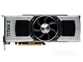 影驰GeForce GTX Titan Z Founders Edition