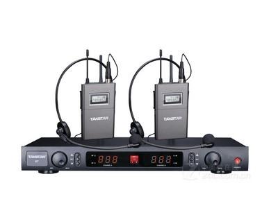 得胜X7 PP超远距离500米UHF无线麦克风大型演出校园活动演讲特价话筒【*包邮特价】比淘宝还实惠