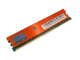 金邦2GB DDR2 667(白金条)