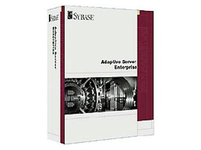 SYBASE Adaptive Server Enterprise 12.5.1 for Linux(5用户)