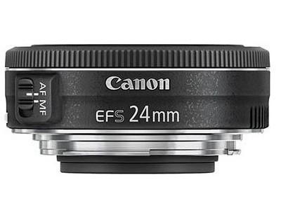 顺丰包邮!佳能 EF-S 24mm f/2.8 STM镜头,送肯高MV镀膜UV镜,多功能清洁套装,联保仅售:1120元。