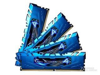 芝奇Ripjaws4 16GB DDR4 2400(F4-2400C15Q-16GRB)