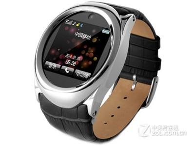 Hi-PEEL Hi777智能手表(银黑色)