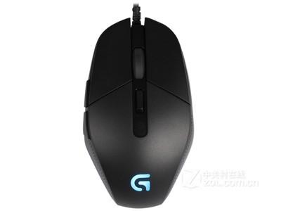 罗技g302宏设定教程