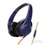 铁三角ATH-AX3iS耳机苏宁易购618大促299元 通话