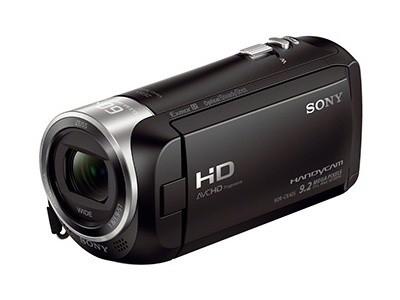 索尼(SONY)HDR-CX405 高清数码摄像机 光学防抖 30倍光学变焦 蔡司镜头