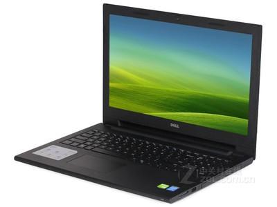 【顺丰包邮】戴尔 Inspiron 灵越 15 3000(INS15CD-1328B)15.6英吋笔记本电脑(i3-4005U 4G 500G GT820M 2G独显 Win8)黑