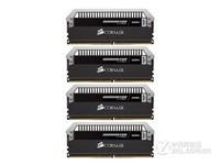 美商海盗船内存CMD16GX4M4B3200C16 白金统治者 DDR4 3200 16G