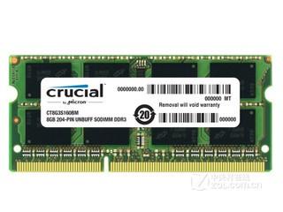 英睿达8GB DDR3 1600(CT8G3S160BM)