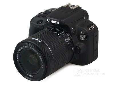 佳能(Canon) EOS 100D 数码单反相机 EOS100D白色 单机身(不含镜头)