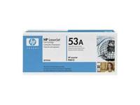 3000页打印量 HP 53A(Q7553A)北京555元
