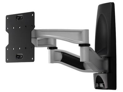 TOPSKYS 雙旋臂伸縮式旋轉鋁合金液晶電視壁掛架A2021