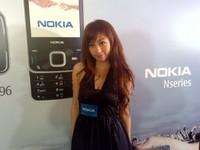诺基亚N96样张秀5