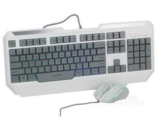 雷柏V100C键鼠套装