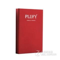 PLUFY 聚合物大容量移动电源- 红色