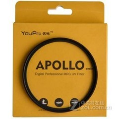 优光APOLLO MRC UV 58mm