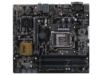 华硕B85M-G PLUS/USB3.1