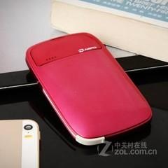 尼蒙Boompow LB超薄移动电源-红色