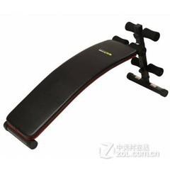 豪迈HM-7001 仰卧板 腹肌板 收腹板 健腹板 可折叠