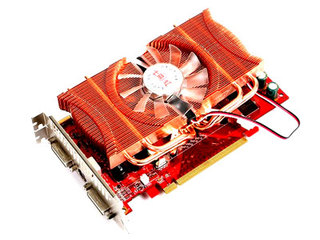 七彩虹Radeon HD 3850