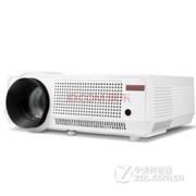 轰天砲(HTP) LED系列投影仪 家用3d高清 电脑无线同屏wifi 便携投影机 LED86标准版