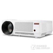 轰天砲(HTP) LED系列投影仪 家用高清1080P投影机 3d无线wifi智能办公  LED86