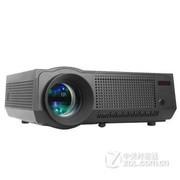轰天炮HTP LED-86D(w) 智能投影仪 黑色 智能wife送8副3D眼镜