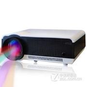 轰天炮 LED-86 投影仪 家用高清1080P智能投影机 标配经典版