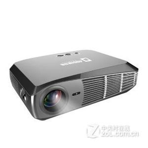 澳典(aodin)投影仪 4K 高清家用投影机1080P led 微型投影机性能怪兽 升级至尊版(1500流明亮度)