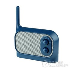 Lexon 法国复古迷你收音机 mp3播放器 便携【海外品到货时间为1至30天】