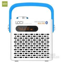 果珈电脑低音炮小音箱 蓝白色升级版 蓝牙版