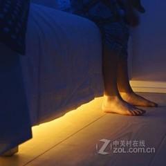 欣兰雅舍i-light智能LED小夜灯 双人床版