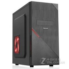 华志硕G1840/H81/4G/固态/双核组装台式家用办公电脑/DIY组装机