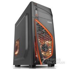 华志硕A78/AMD-860K/4G/120G SSD/GT740 DIY组装机