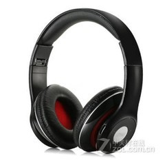 MOOV 无线头戴式蓝牙耳机 黑色