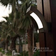 点亮生活led户外防水防电路灯花园灯庭院灯阳台灯室外壁灯外墙灯 220V