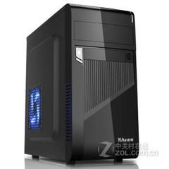 华志硕G1840/H81/2G/固态SSD/MINI家用 办公组装电脑主机