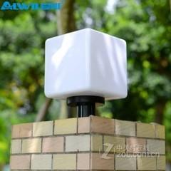 爱惟户外围墙柱头灯7002 25cm+5W暖光