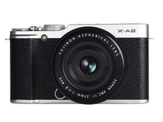 富士X-A2套机(XF27mm f/2.8)