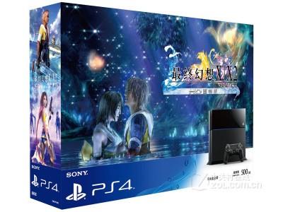 索尼 PS4 最终幻想X X-2 HD重制版